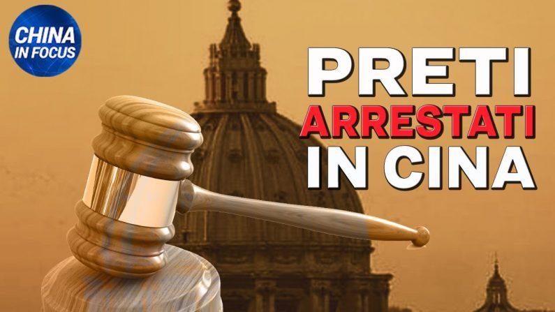 Cina, continua la repressione della religione cristiana   China in Focus