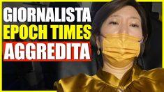 Intervista alla reporter di Epoch Times aggredita a Hong Kong   Facts Matter