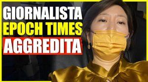 Intervista alla reporter di Epoch Times aggredita a Hong Kong | Facts Matter