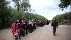 10.864 venezuelani si riversano al confine del Texas, in aumento rispetto ai 135 dell'anno scorso