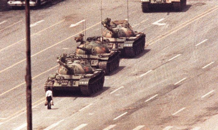 Accuse a Microsoft: censurato il «Tank Man» su Bing nella data del massacro di Tiananmen