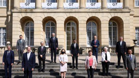 Il G-7 raggiunge un'intesa sulla tassazione minima globale per le multinazionali