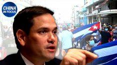 Marco Rubio: i cubani sono «ostaggi» nel loro stesso Paese, il problema non è l'embargo