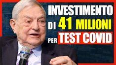 Soros e Bill Gates acquistano azienda che produce test per il Covid-19   Facts Matter Italia