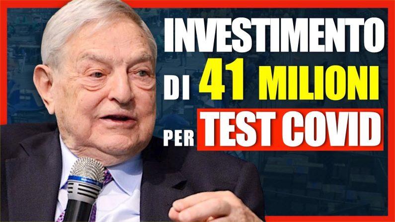 Soros e Bill Gates acquistano azienda che produce test per il Covid-19 | Facts Matter Italia