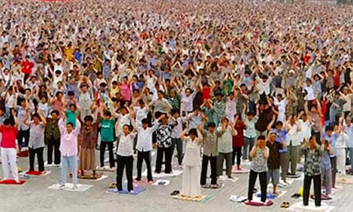 Dove sono finiti i cento milioni di meditatori cinesi?