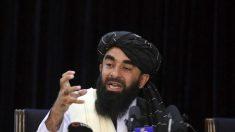 Portavoce dei talebani: nessun gruppo potrà usare l'Afghanistan per attacchi terroristici