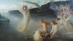I miracoli della fede, 'Il martirio di Santa Cristina'