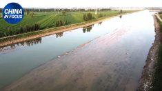 Ancora gravi alluvioni in Cina, sembra un castigo divino   China in Focus