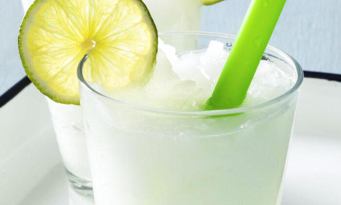 Limonata di lime ghiacciata, un rinfrescante piacere estivo