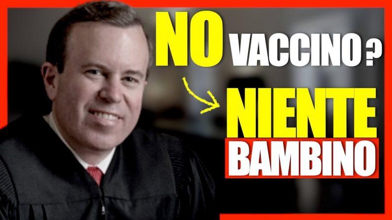 Usa, madre perde diritti genitoriali perché non vaccinata | Facts Matter Italia