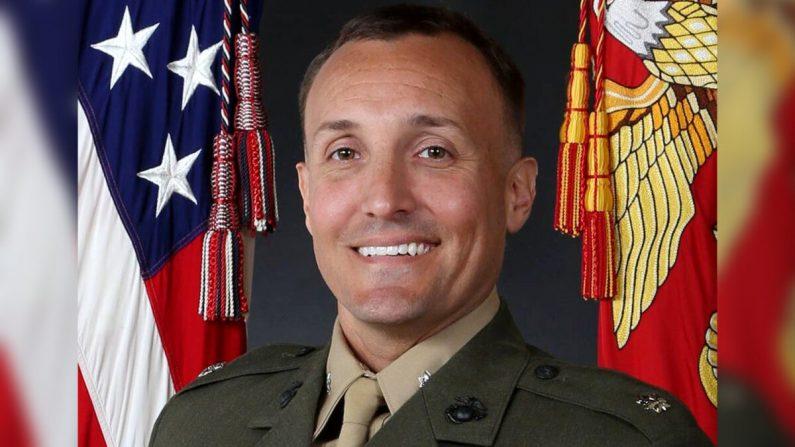 Ufficiale dei marines arrestato per aver chiesto serietà e onore ai vertici militari   Ntd News