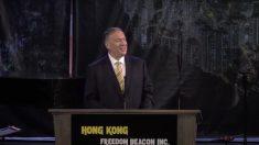 Pompeo chiede la libertà di Hong Kong