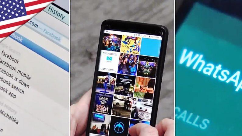 Blackout di Facebook, WhatsApp e Instagram | Ntd News