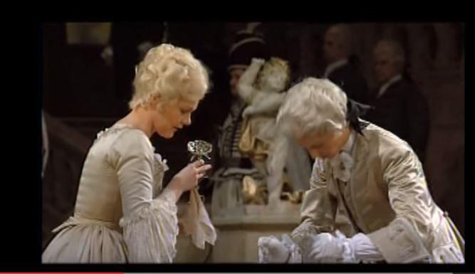 Le celebri arie di Der Rosenkavalier, Il Cavaliere della rosa
