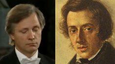 Chopin, Valzer brillante in la minore interpretato dal pianista Marek Drewnowski