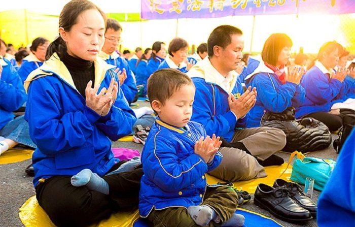 La persecuzione del Falun Gong e la rinascita della Cina