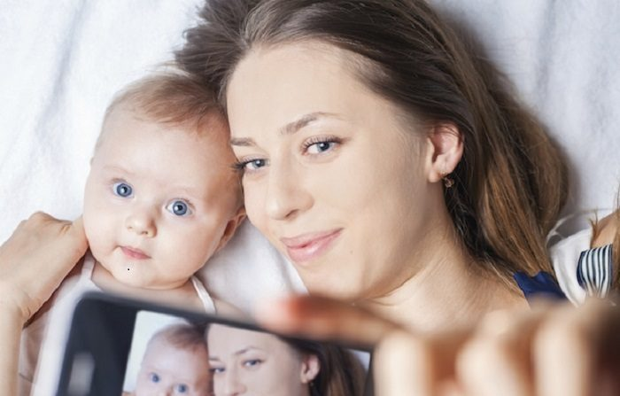 Facebook e l'insicurezza delle mamme