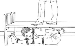 Le pratiche di tortura del regime cinese peggiori - Famoso letto di tortura ...