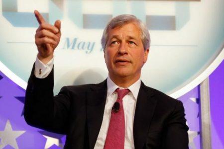 Jamie Dimon, amministratore delegato e presidente di JPMorgan